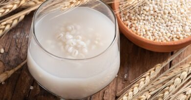 amazing benefits of barley water