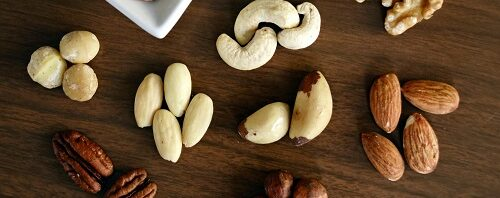 How many dried fruits should be eaten in a day?
